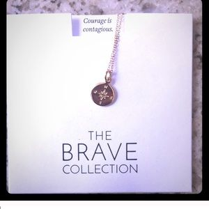 Jewelry - The brave collection. Compass necklace